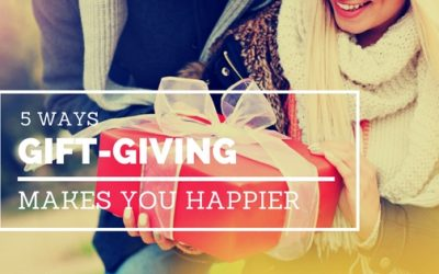 5 Ways Gift-Giving Makes You Happier
