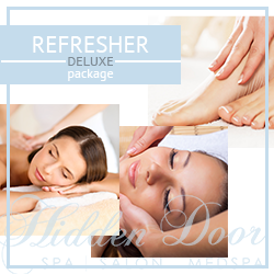 Refresher Deluxe Spa Package