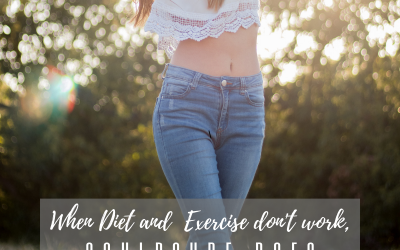 When Diet and Exercise Don't Work, SculpSure Does